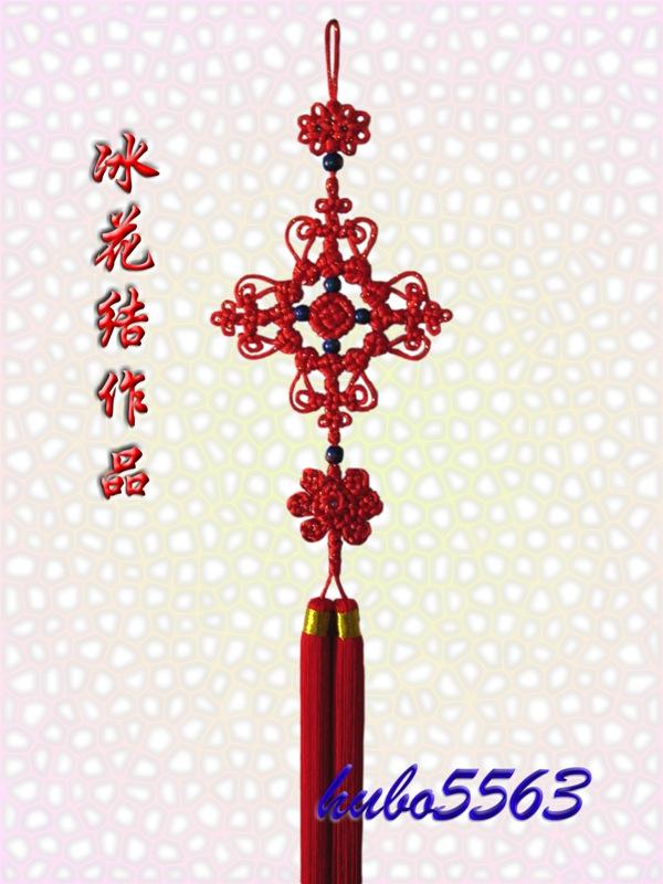 老师部分原创新结欣赏-编法图解-作品展示-中国结